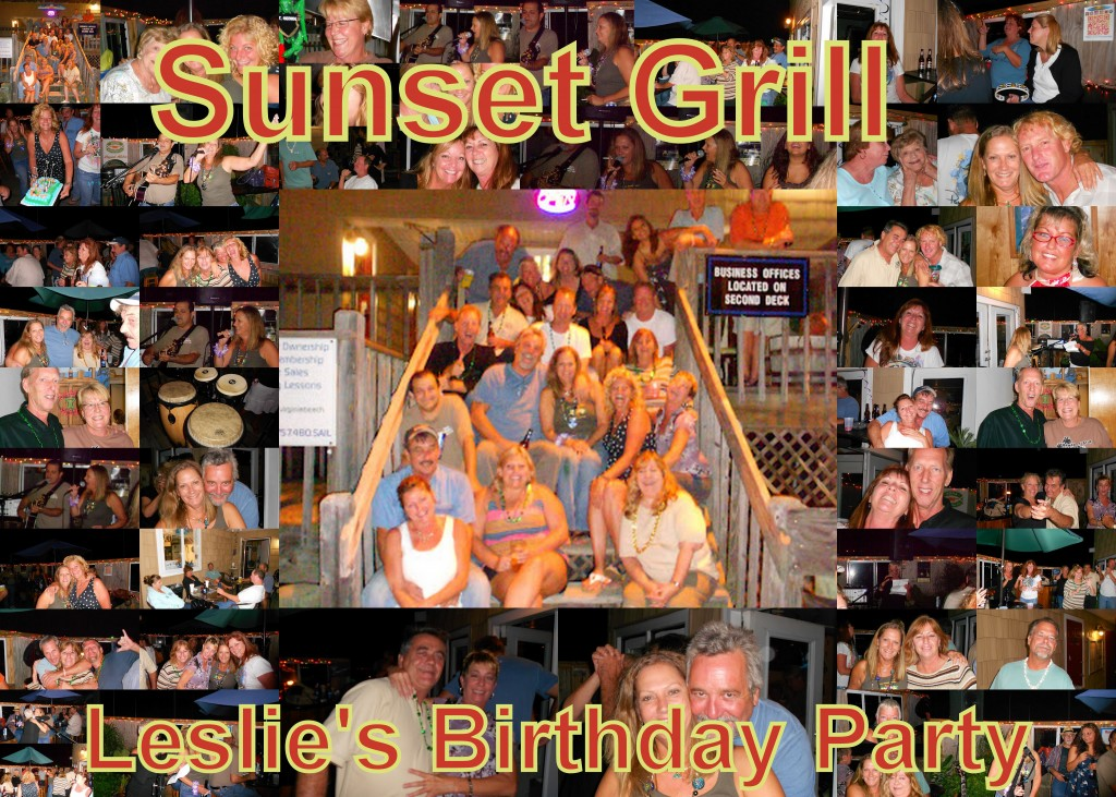 Sunset Grill Events